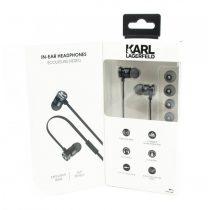 Karl Lagerfeld Headset Fekete (KLEPWIBK)