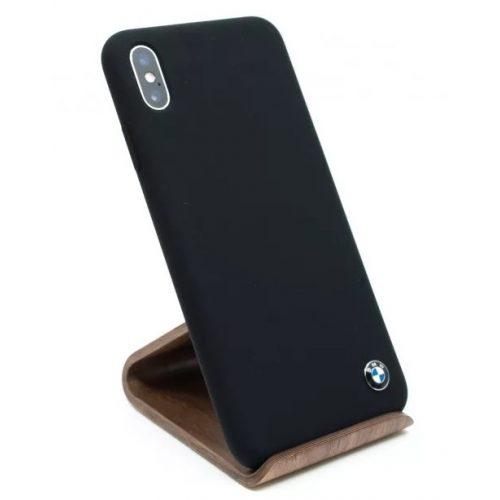 BMW tok Black, Apple Iphone Xs Max (BMHCI65SILBK) készülékhez