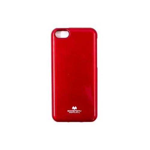 MERCURY - Goospery i-Jelly iPhone 5C Szilikon tok - Piros