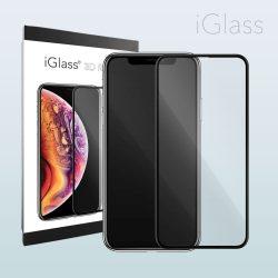 iGlass 3D Round kijelzővédő üvegfólia iPhone X / Xs