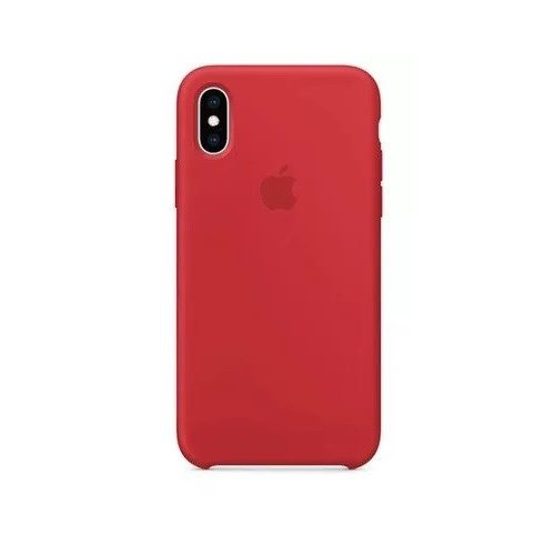 Apple iPhone Xs Max - Prémium tok - bordó