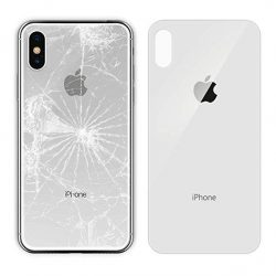 iPhone XS hátlapi üveglap csere