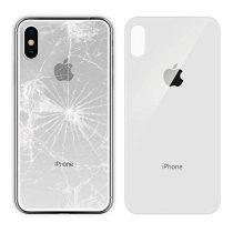 iPhone XS Max hátlapi üveglap csere