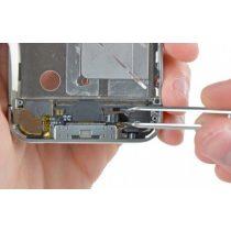 SZERVIZ - iPhone 4 Home gomb javítás ( belső elektronika rész-flex)