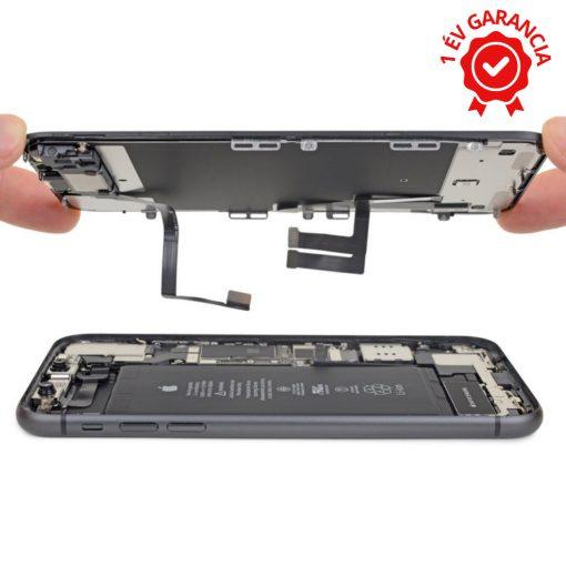 SZERVIZ - iPhone 4S Kijelző csere (LCD-vel együtt)