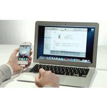 SZERVIZ - iPhone 4S Adatmentés- adatmásolás