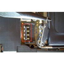 SZERVIZ - iPhone 4S Akkumulátor alaplapi csatlakozójának javítása