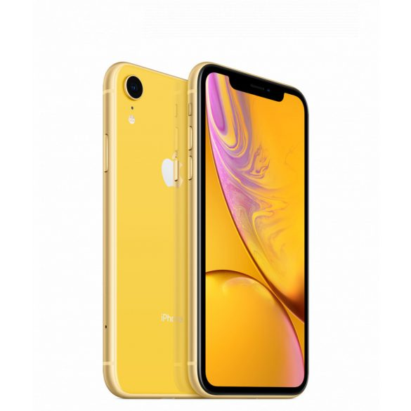 Apple iPhone XR 256GB Sárga (Yellow)