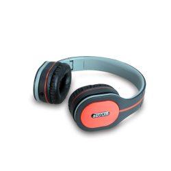 Astrum Fashion UV bőr fekete fejhallgató HS730 A12073-B