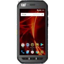 Caterpillar CAT S41 DS Ütésálló Kártyafüggetlen Mobiltelefon - Fekete