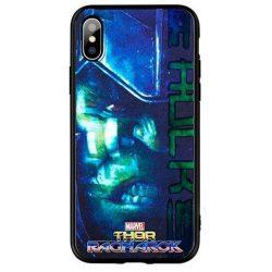 Marvel Series műanyag iPhone X/Xs tok - Hulk