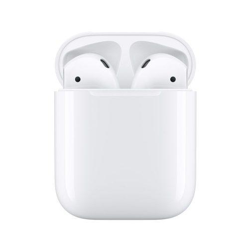 Apple AirPods vezeték nélküli fülhallgató (2. gen) vezeték nélküli töltőtokkal