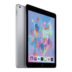 Apple iPad 9.7 (2018) 128GB WIFI Asztroszürke (Space Gray)