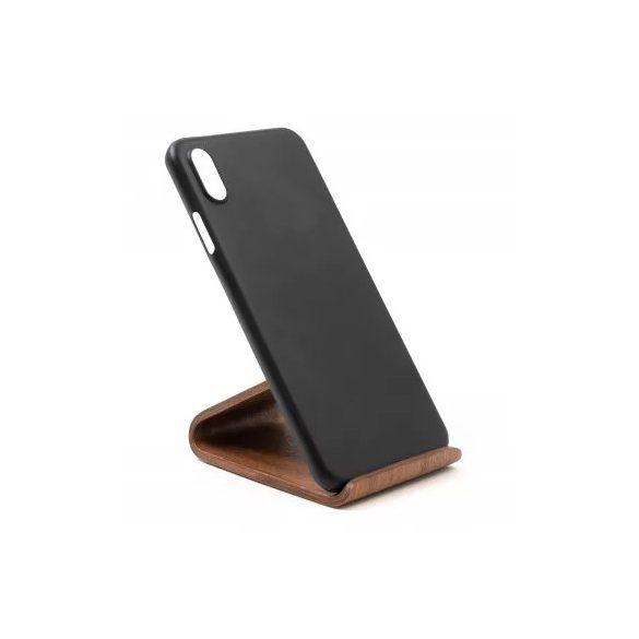 Baseus - iPhone Xs Max Wing Case 0.45mm 5.0 g szilikon tok - fekete