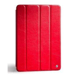 Hoco - Crystal series bőr iPad Air tablet tok - piros