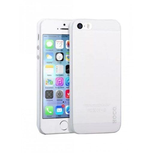 Hoco - Ultra thin series ultra vékony dokkolható iPhone 4/4s tok - átlátszó