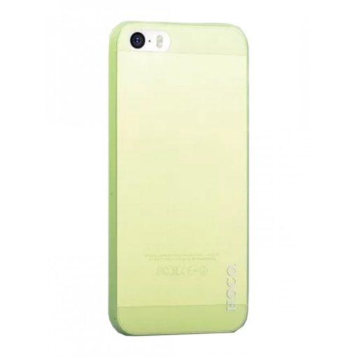 Hoco - Ultra thin series ultra vékony dokkolható iPhone 4/4s tok - zöld