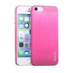 Hoco - Ultra thin series ultra vékony dokkolható iPhone 4/4s tok - pink