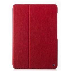 Hoco - Crystal series bőr Samsung Tab Pro 12.2 SM-T900 tablet tok - piros