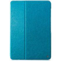 Hoco - Crystal series bőr Samsung Tab Pro 12.2 SM-T900 tablet tok - kék