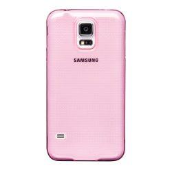 Hoco - Light series ultra vékony Samsung S5 tok - rozéarany