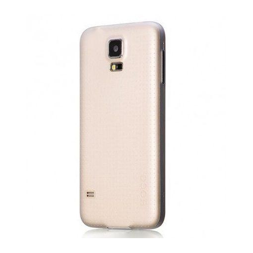 Hoco - Ultra thin series ultra vékony Samsung S5 tok - arany