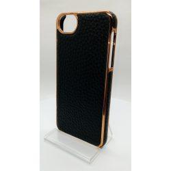 Hoco - Fulness series licsi mintás iPhone 5/5s/se tok - szürke