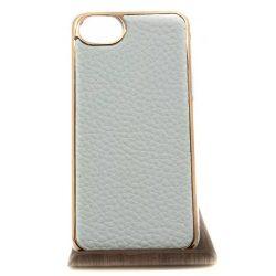 Hoco - Fulness series licsi mintás iPhone 5/5s/se tok - fehér