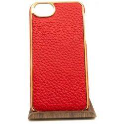 Hoco - Fulness series licsi mintás iPhone 5/5s/se tok - piros