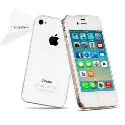 Hoco - Light series ultra vékony iPhone 4/4s tok - átlátszó