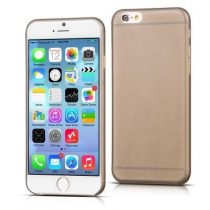 Hoco - Ultra thin series ultra vékony dokkolható iPhone 6/6s tok - fekete