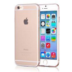 Hoco - Light series ultra vékony iPhone 6/6s tok - fekete