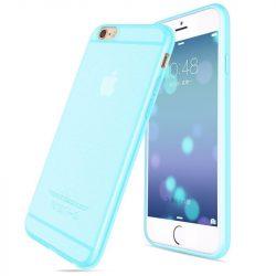 Hoco - Light Series ultra vékony iPhone 6 tok - kék