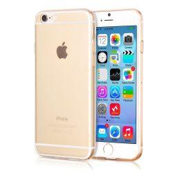 Hoco - Light series ultra vékony iPhone 6/6s tok - arany