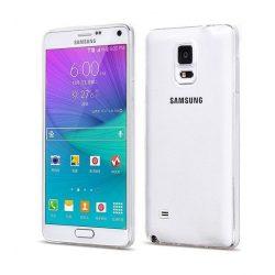 Hoco - Light series ultra vékony Samsung Note4 tok - átlátszó