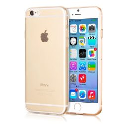 Hoco - Light series ultra vékony iPhone 6plus/6splus tok - arany