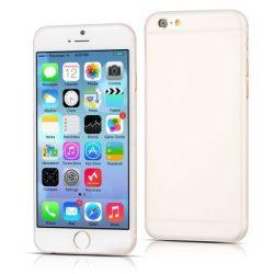 Hoco - Ultra thin series ultra vékony dokkolható iPhone 6plus/6splus tok - átlátszó