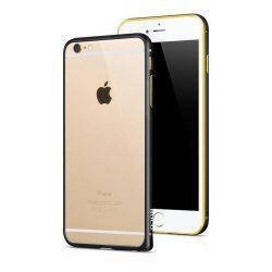 Hoco - Blade series csavaros rögzítésű iPhone 6plus/6splus fém keret (bumper) - fekete