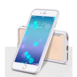 Hoco - Sebring series kemény külsejű puha TPU belsejű iPhone 6plus/6splus bumper keret - fehér