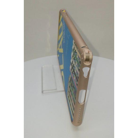 Hoco - Blade series design mintás csavaros rögzítésű iPhone 6plus/6splus fém keret (bumper) - arany
