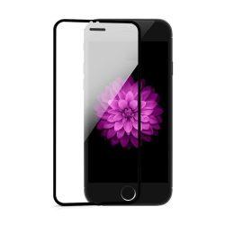 Hoco - Ghost series Full rim iPhone 6plus/6splus kijelzővédő üvegfólia - fekete