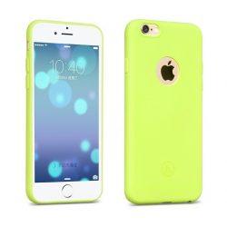 Hoco - Juice series iPhone 6/6s tok - alma zöld