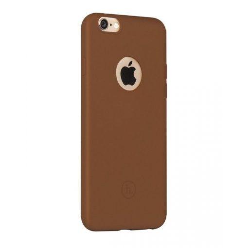 Hoco - Juice series iPhone 6/6s tok - barna