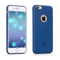 Hoco - Juice series matt iPhone 6plus/6splus tok - sötétkék