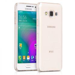 Hoco - Light series ultra vékony Samsung A3 (2015) tok - arany