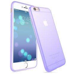 Hoco - Light series ultra vékony iPhone 6plus/6splus tok - lila