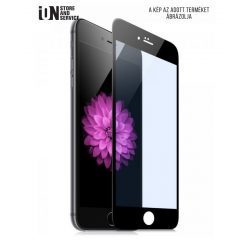 Hoco - Ghost series Full Anti-blue Ray iPhone 6plus/6splus kijelzővédő üvegfólia - fekete