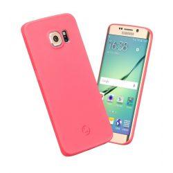 Hoco - Juice series Samsung S6 Edge tok - dinnye piros