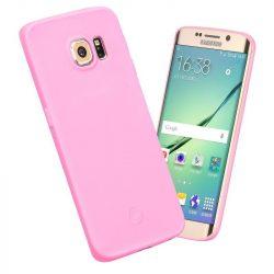 Hoco - Juice series matt Samsung S6 edge tok - pink