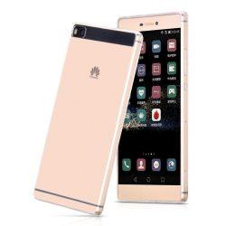 Hoco - Light series ultra vékony Huawei P8 tok - átlátszó